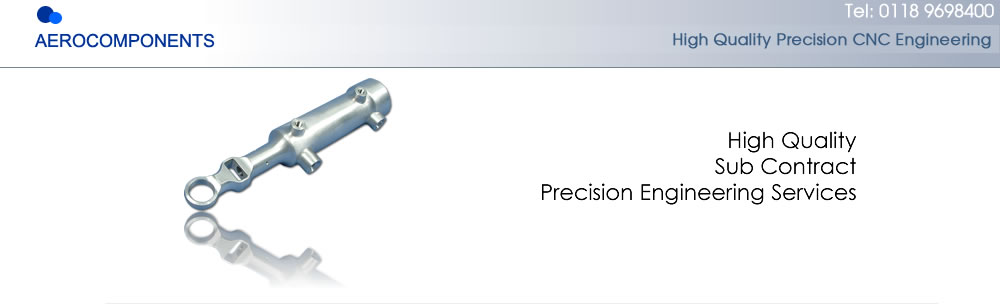 Precision Engineering Accreditations